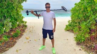 Maldives - A Heaven for Treasure Hunters! Hotel Dhigali