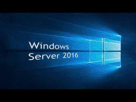 Instalación Windows Server 2016 - DHCP Y DNS - Tutorial - (Admin. S.O.)