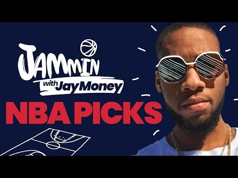 Raptors vs. Pacers + Trail Blazers vs. Jazz NBA Picks & Betting Previews | Jammin with Jay Money