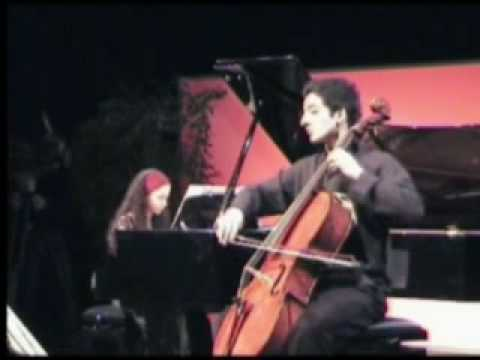 Payam Taghadossi, Luigi Boccherini Sonate Nr. 5 G-Dur