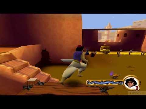Disneys Aladdin in Nasiras Revenge - PC Gameplay 1080P