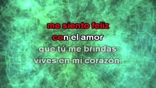 La Cumbia Karaoke - Porque te Amo, con letra