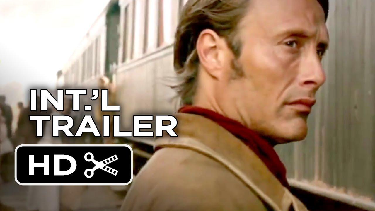 Download The Salvation Official UK Trailer #1 (2015) - Mads Mikkelsen, Eva Green Movie HD