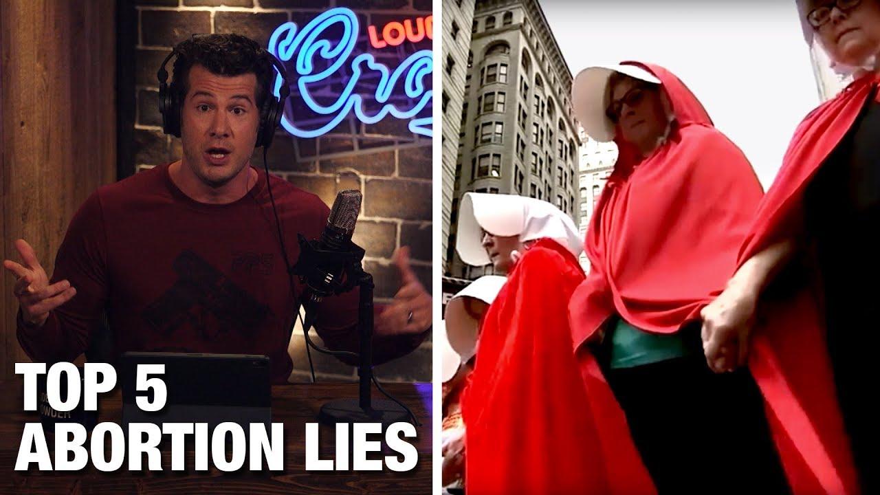Steven Crowder - 5/18/2019 TOP 5 Alabama Abortion Lies Debunked! | Louder with Crowder