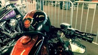 #3 Harley Dome Cologne Bike Show