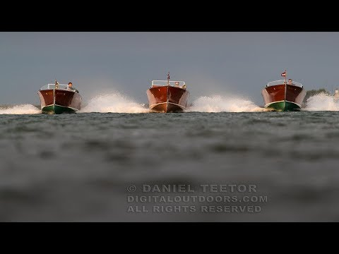 Trailer for Speed on Water Series: The Mahogany Trinity