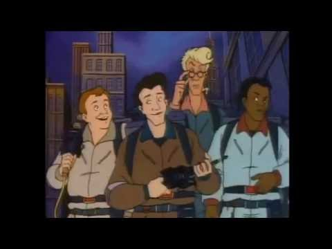 Real Ghostbusters theme AND Ray Parker Jr theme to Real Ghostbusters intro