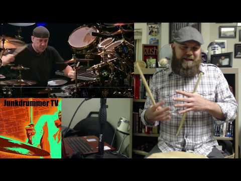 Drum Teacher Reacts to Neil Peart of Rush Playing Tom Sawyer - Episode 1