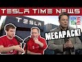 Tesla Time News - MegaPack!!!
