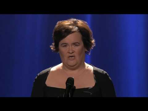 Susan Boyle - Wild Horses - X Factor 2009 HD {+LYRICS}