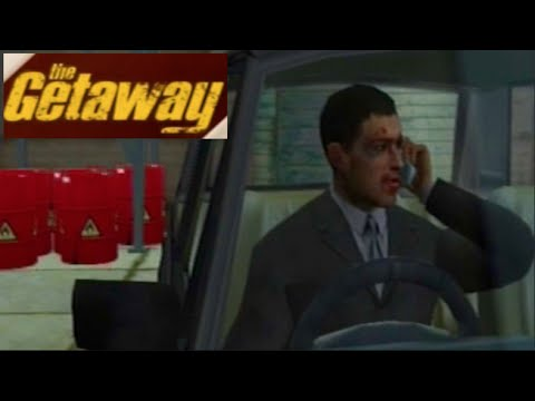 The Getaway - Do You Remember This Game?