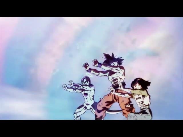 Dragon Ball Super Episode 131 Universe 7 LAST STAND