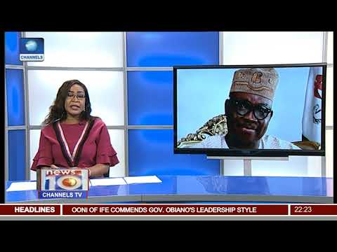 FG Denies Existence Of $25bn NNPC Contract Pt.2 |News@10| 15/101/7
