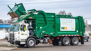 Autocar ACX - Heil Half/Pack Freedom Front Load Garbage Truck