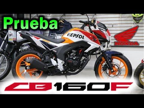 HONDA CB 160 F LA NUEVA INVICTA  | Review a fondo l 😎 Blitz Rider
