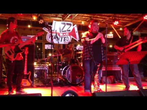 MLD Jazz Jam Session Palangkaraya (Indra Aziz, Balawan, Ciwot, Hanif Andrasta) - Jakarta City Blues