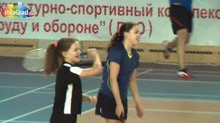 В Архангельске стартовали всероссийские соревнования по бадминтону