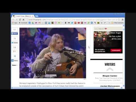 Nirvana Unplugged