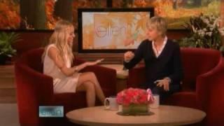 Nicole Richie Interview on Ellen 10/17/08