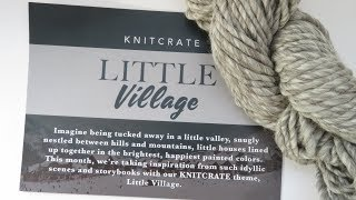 Another unboxing today with KnitCrate! I was lucky enough to get my hands on one of these monthly yarny subscription boxes this time for December. See what was hidden inside. Learn more about...