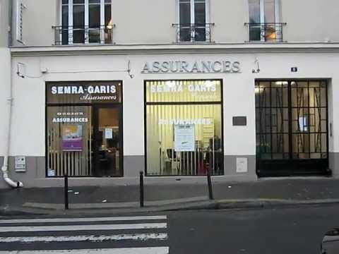 cabinet d 39 assurances semra garis 8 rue des bois 75019 paris youtube. Black Bedroom Furniture Sets. Home Design Ideas