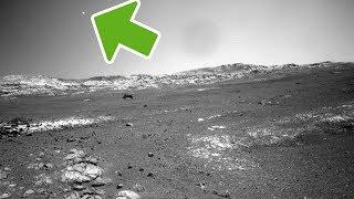 Marsrover & Militär finden antikes Raumschiff 💠 Geisterhafte Erscheinungen