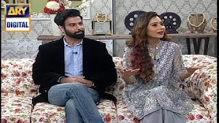 In conversation with Sara Khan and Noor Hassan
