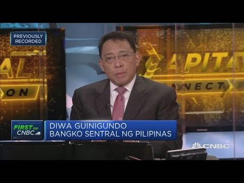 Inflation in the Philippines was supply driven: Central Bank deputy governor | Capital Connection