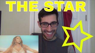The Star Mariah Carey Music Video Reaction!