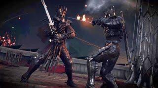 THE WITCHER 3 - Eredin vs Eredin Epic Fight [4K]