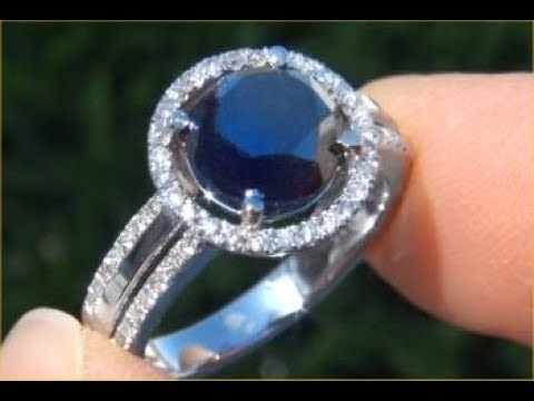 exotic black diamond engagement wedding ring 2 million dollar estate collection - Million Dollar Wedding Rings