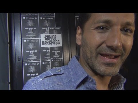 Cas Anvar talks Diana and Assassins Creed at Con of Darkness at SDCC