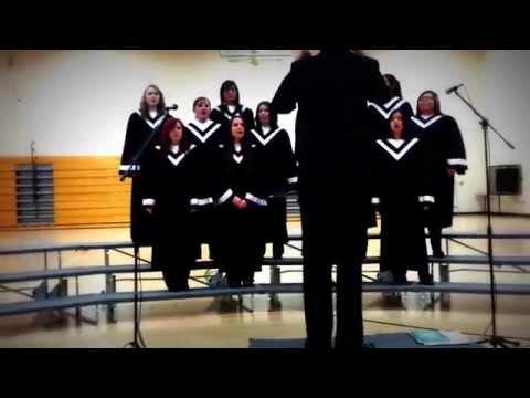 Taos High School Choir 12/18/2014