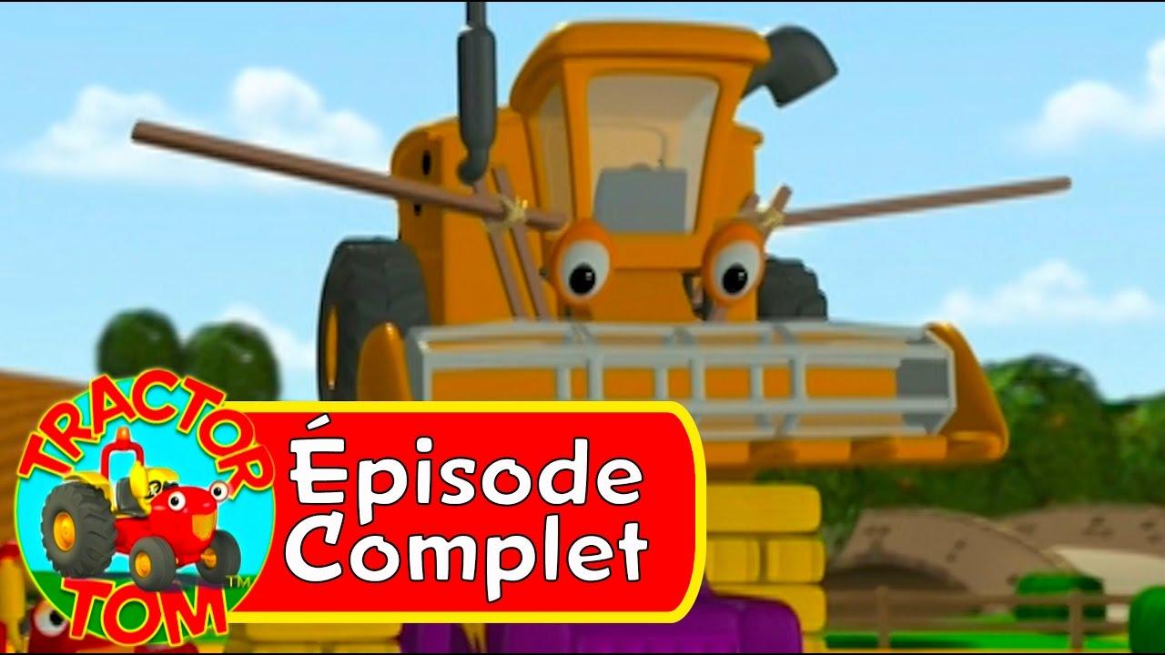 Tracteur tom 44 le bapteme de l 39 air pisode complet fran ais youtube - Le tracteur tom ...