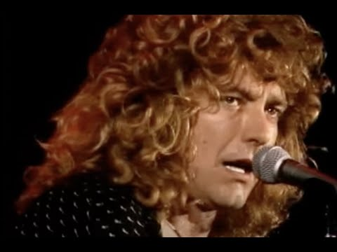 Led Zeppelin - Nobody's Fault But Mine (Live at Knebworth 1979)