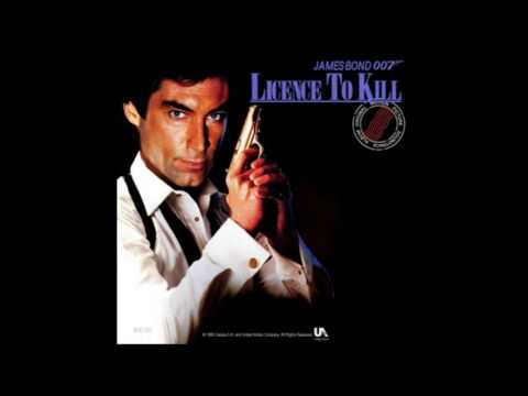 Licence To Kill - Crest