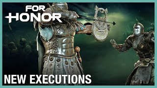 For Honor: New Executions | Weekly Content Update: 06/18/2020 | Ubisoft [NA]