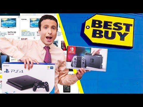 Top 10 Best Buy Black Friday 2018 Deals