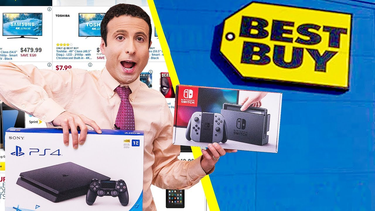 Black Friday 2019: Best Buy's Biggest Deals [Updated]