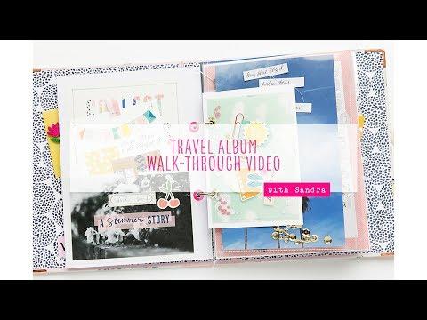 Walk-Through | Handmade Los Angeles Travel Album