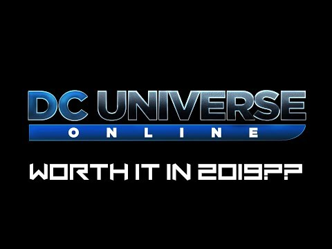 DC Universe Online: Is it worth playing in 2019