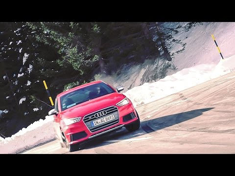Audi S1 quattro 231PS A1 Test review - #ilovecars