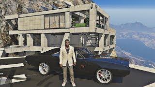 GTA 5 - Dans la peau d'un Mafieux ! Voitures de luxe, Manoir secret et assassinat