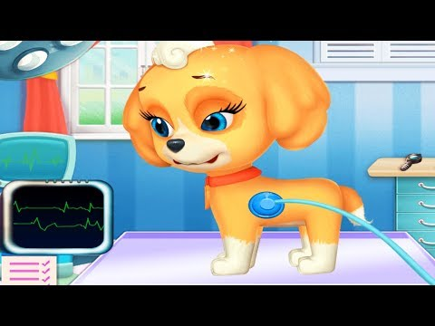 My Cute Little Pet Puppy Care - Little Puppy Playground, Feeding, Dress up Games For Girls