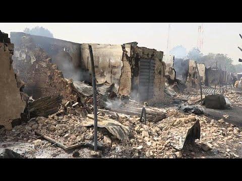8 قتلى على الأقل وفرار الآلاف إثر هجوم استهدف مدينة داماساك شمال شرق نيجيريا…  - نشر قبل 3 ساعة