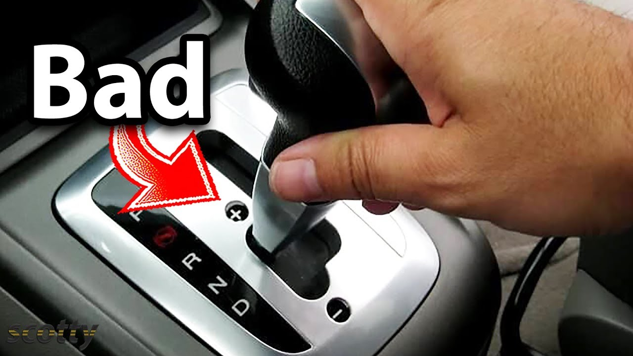 Signs Of A Bad Transmission >> How To Tell If Your Automatic Transmission Is Bad