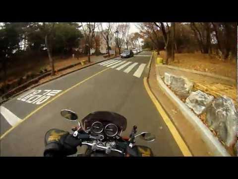 Seoul Motorbike Driver's License