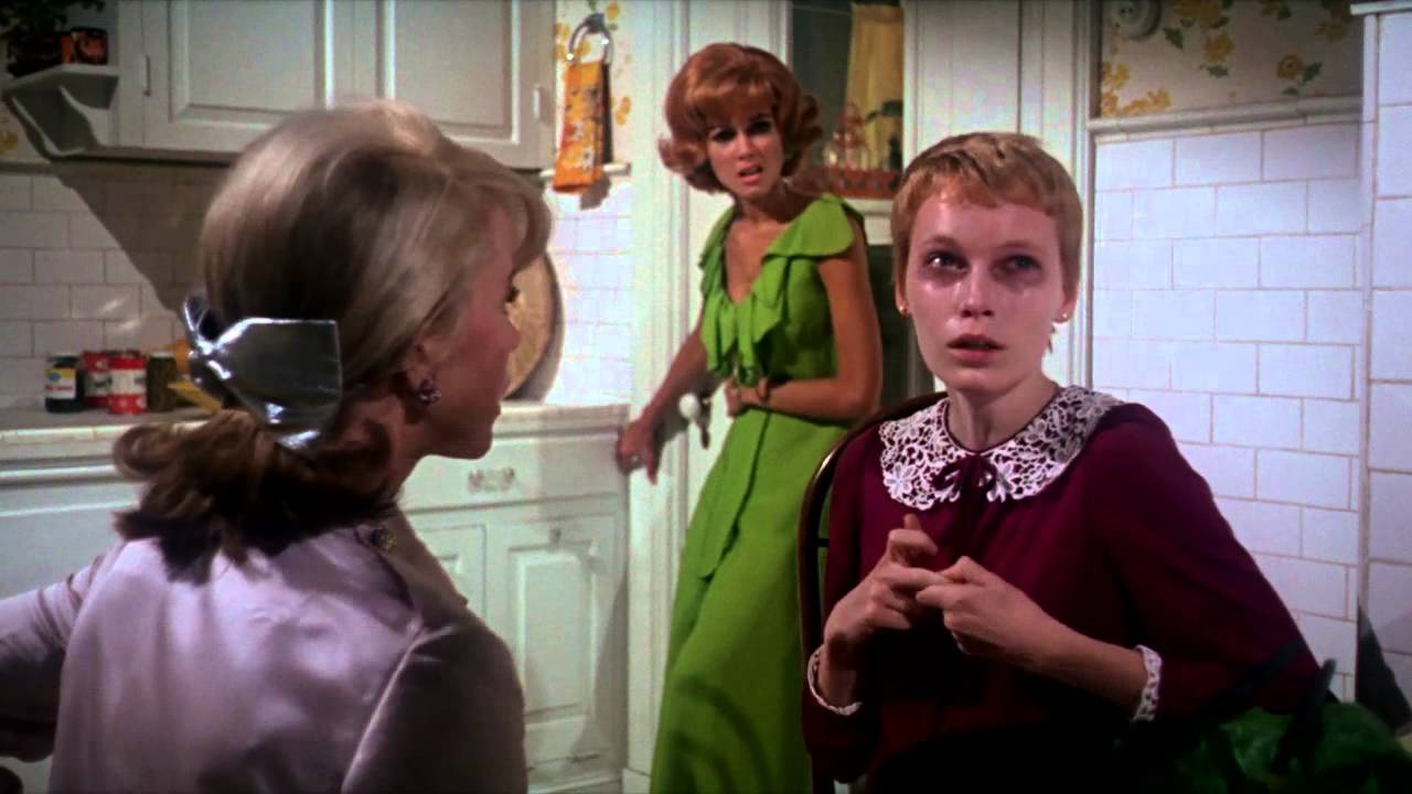 Rosemary's Baby (1968) | (4/5) | Friends - YouTube
