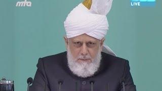 2015-10-30 Khalifat-ul-Masih II. (ra): Die Perlen der Weisheit