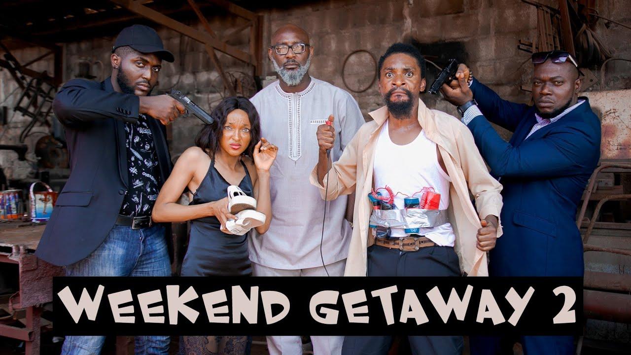Download WEEKEND GETAWAY (Part 2) (YawaSkits Episode 108)